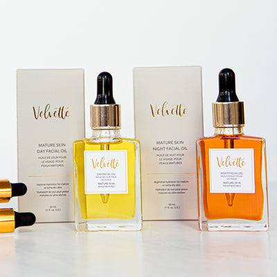 Velvette Mature Skin Day Facial Oil