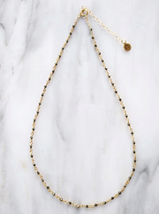 Protective Power Gemstone Necklace-14K Gold Filled