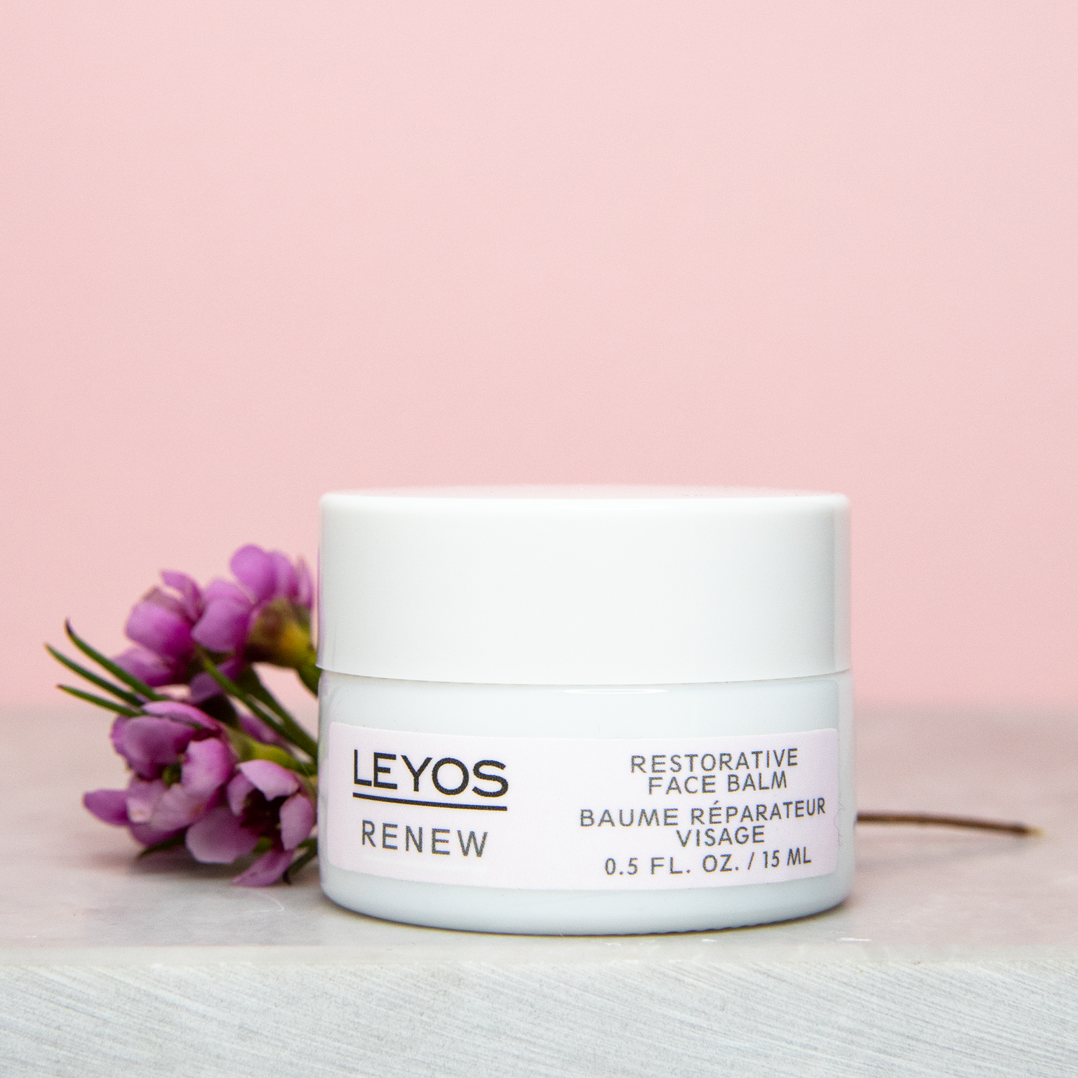 Renew Restorative Face Balm by Leyos