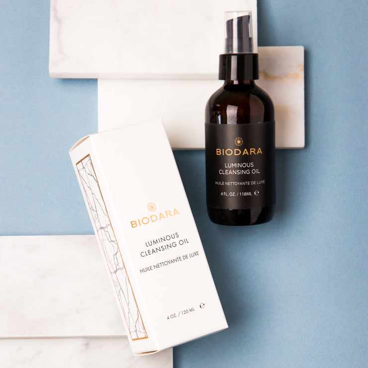 Biodara Luminous Cleansing Oil