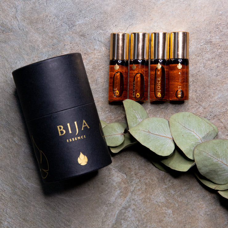 Bija Essence Sampler