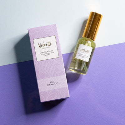 Velvette Organics Essential Body Oil 30 mL