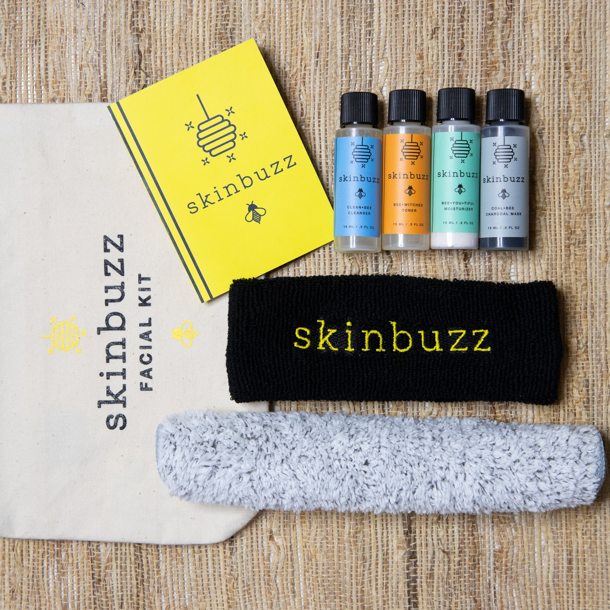 Skinbuzz Organic Facial Kit
