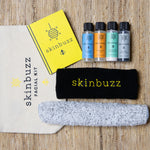 Load image into Gallery viewer, Skinbuzz Organic Facial Kit