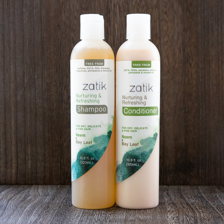 Zatik Nourishing & Refreshing Conditioner