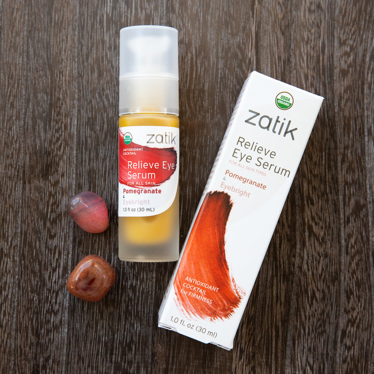 Zatik Relieve Eye Serum