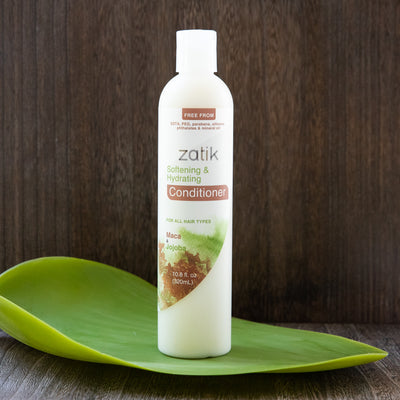 Zatik Softening & Hyrdating Conditioner
