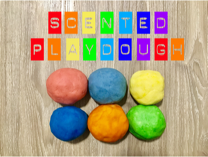 Scented Playdough