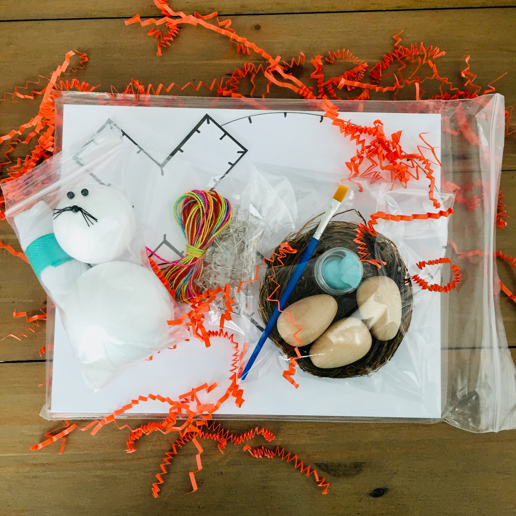 Little QT's Subscription Club **Craft Set for Additional Child** (sent every month)