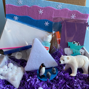 Polar Bear Penguin Party Limited Edition Kit