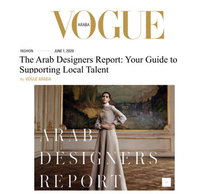 VOGUE ARABIA | JUNE 2020