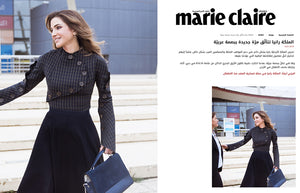 MARIE CLAIRE ARABIA ONLINE JANUARY 2019