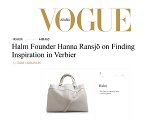 VOGUE ARABIA ONLINE | JUNE 2020