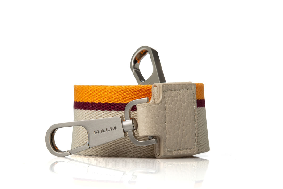 THE FLAT WOVEN STRAP | Lin