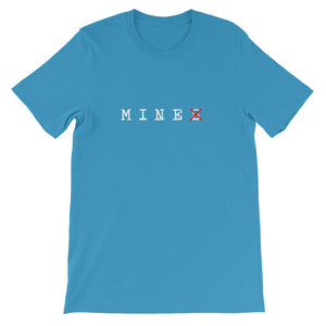 """Mines"" Short-Sleeve Unisex T-Shirt"