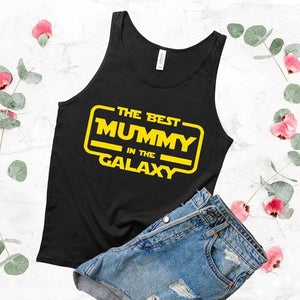 The Best Mummy/ Daddy in the Galaxy / Star Wars Vest - We're All Ears Boutique