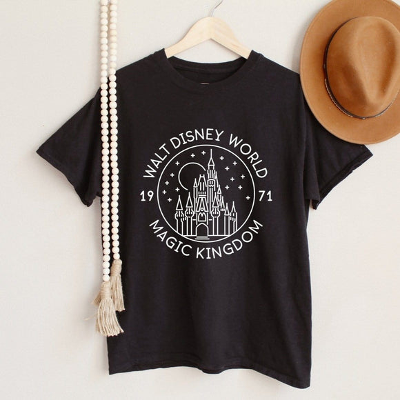 Walt Disney World Est. 1971 Tshirt (Pick your own colours) - We're All Ears Boutique