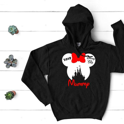 Adults Disney Family Vacation Hoodie - We're All Ears Boutique