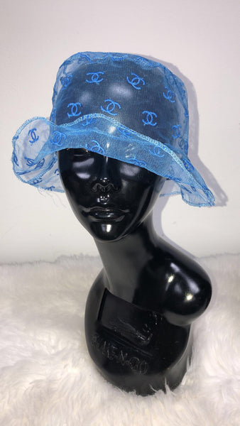 Chanel Mesh Bucket Hats