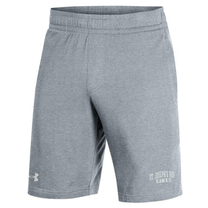 UA Cotton Jersey Short
