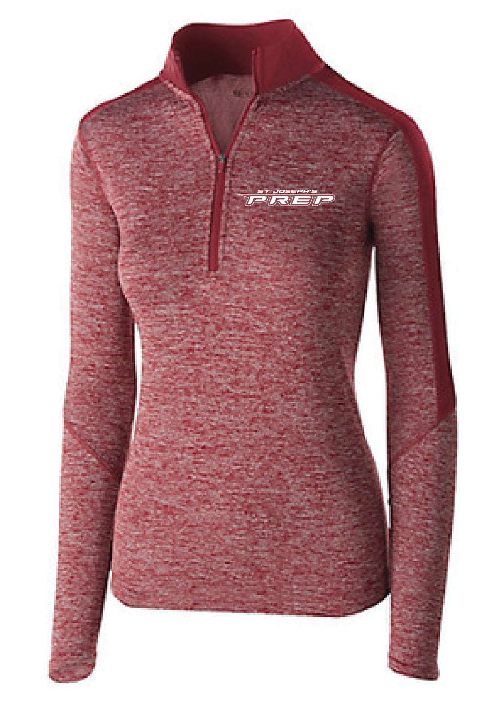 Ladies Half Zip