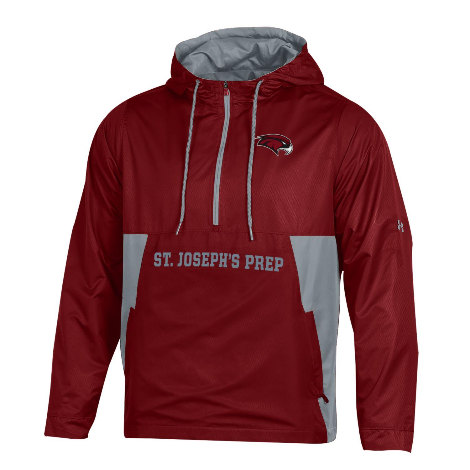 Crimson Lightweight Jacket (SMU)