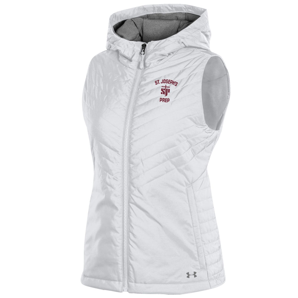 Ladies Vest - White