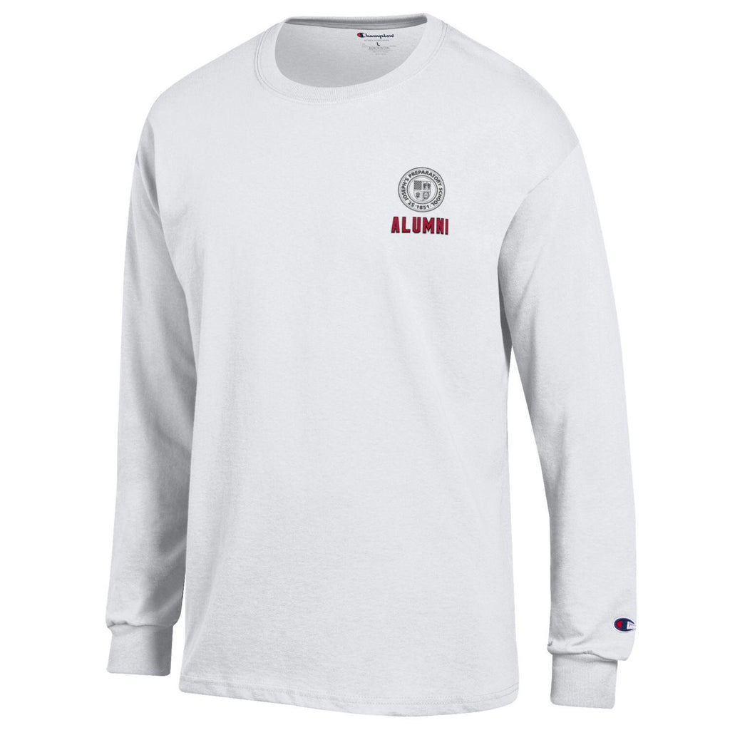 Basic Alumni Long Sleeve Tee
