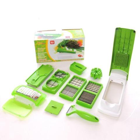 Multi-Functional Vegetable Cutter & Slicer Smart Vegetable Slicer
