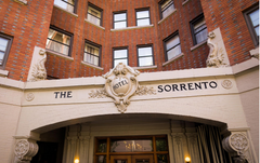 Hotel Sorrento Gift Card
