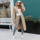 Winter mohair long cardigan knitted sweater women Long sleeve female jumper cardigan Casual streetwear pull femme 2019