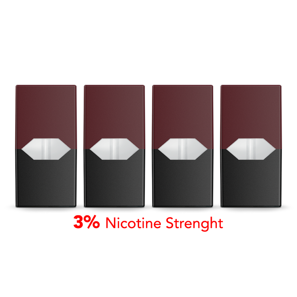 Juul Pod Virginia Tobacco 3% Nicotine Strenght