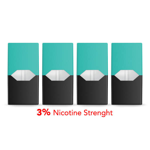 Pod Classic Menthol 3% Nicotine Strenght