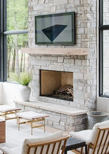 Load image into Gallery viewer, James' fireplace mantel