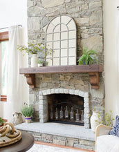 Load image into Gallery viewer, Heidi's fireplace mantel
