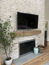 Load image into Gallery viewer, Rebecca's fireplace mantel