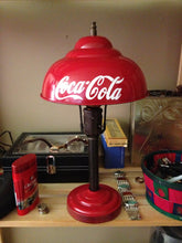 Load image into Gallery viewer, Custom made Pepsi-Cola lamps and shades