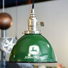 Load image into Gallery viewer, Custom made John Deere lamps and shades