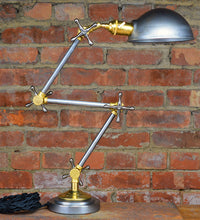 Load image into Gallery viewer, Vintage Industrial Table Lamp