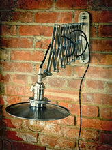 Load image into Gallery viewer, Industrial Style Scissor Wall Sconce