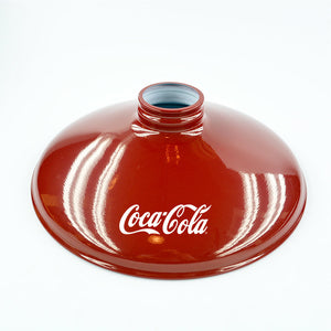 Custom made Pepsi-Cola lamps and shades