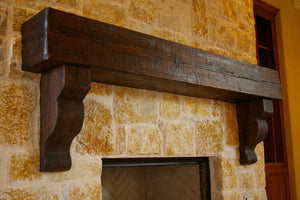 Wooden Corbels Only
