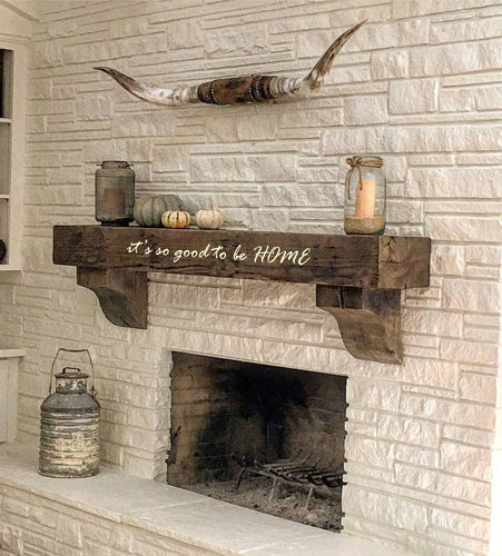 Mantel wording