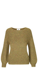 Load image into Gallery viewer, Winter Mohair Pullover - Mustard Gold