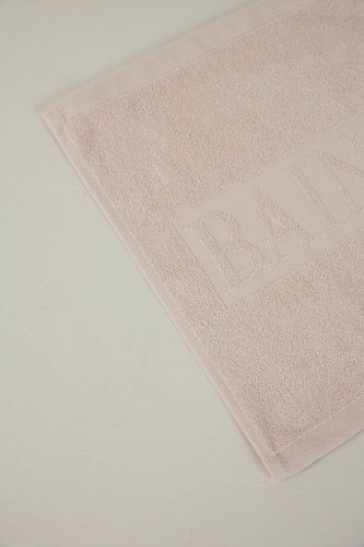 Agnes Organic Cotton Face Cloth - Clay