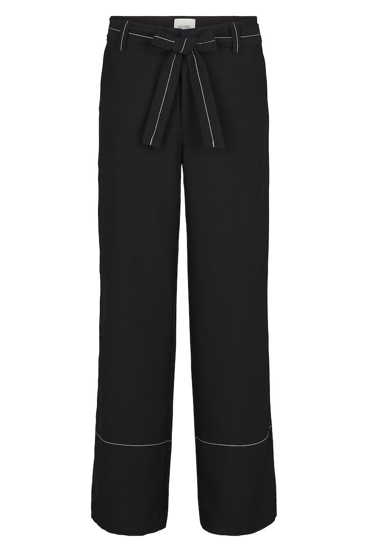 Katie High Waist Trousers