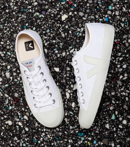 Wata Canvas - White/Pierre
