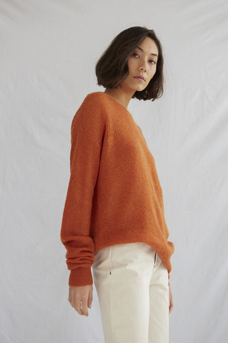 Apartment Sweater - Orange