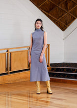 Load image into Gallery viewer, Roque Dress - Slate Stripe