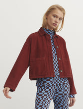 Load image into Gallery viewer, Spa Corduroy Jacket - Rust